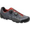 Louis Garneau Men's Baryum Shoe - 42.5 - Camo Charcoal