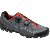 Louis Garneau Men's Baryum Shoe - 44 - Camo Charcoal