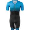 Louis Garneau Men's Aero Suit - Small - Blue/Black