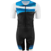 Louis Garneau Men's Aero Tri Suit - XXL - Wave Blue