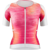 Louis Garneau Women's Aero Tri Jersey - Large - Wave Pink