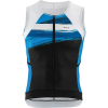 Louis Garneau Men's Aero Tri Sleeveless Top - XL - Wave Blue