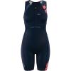 Louis Garneau Women's Vent Tri Suit - XXL - Blue