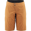 Louis Garneau Women's Dirt 2 Short - XXL - Brown Sugar