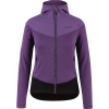 Louis Garneau Women's Edge Hoodie - Medium - Logan Berry