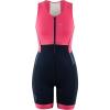 Louis Garneau Women's Sprint Tri Suit - XL - Navy/Pink