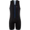 Louis Garneau Men's Sprint Tri Suit - Small - Black/Blue