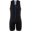 Louis Garneau Men's Sprint Tri Suit - Medium - Black/Blue