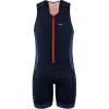 Louis Garneau Men's Sprint Tri Suit - Small - Navy/Orange