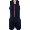 Louis Garneau Men's Sprint Tri Suit - XL - Navy/Orange