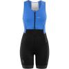 Louis Garneau Women's Sprint Tri Suit - XS - Blue/Black
