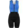 Louis Garneau Women's Sprint Tri Suit - Large - Blue/Black
