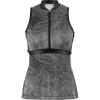 Louis Garneau Women's Art Factory Zircon Sleeveless Top - XXL - Black