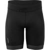 Louis Garneau Men's Sprint Tri 8 Inch Short - XL - Black