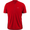 Louis Garneau Men's Connection 2 Jersey - Small - Red Rock
