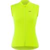Louis Garneau Women's Beeze 3 Sleeveless Top - Large - Bright Yellow