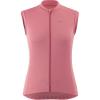 Louis Garneau Women's Beeze 3 Sleeveless Top - XS - Pink Sand