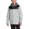 The North Face Boys' Resolve Reflective Jacket - Medium - Tin Grey