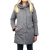 Obermeyer Women's Sojourner Down Jacket - 4 Petite - Charcoal