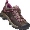 Keen Women's Targhee II Waterproof Shoe - 6.5 - Canteen / Boysenberry