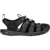 Keen Women's Clearwater CNX Sandal - 8 - Black / Black