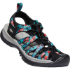 Keen Women's Whisper Shoe - 7 - Black Multi