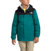 The North Face Boys' Resolve Reflective Jacket - Small - Fanfare Green