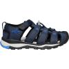 Keen Kid's Newport NEO H2 Sandal - 12 - Blue Nights / Brilliant Blue