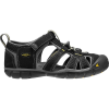 Keen Youth Seacamp II CNX Sandal - 4 - Black / Yellow
