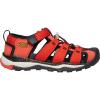 Keen Youth Newport NEO H2 Sandal - 5 - Fiery Red / Golden Rod