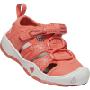 Keen Toddler Moxie Sandal - 4 - Coral / Vapor