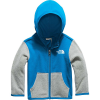 The North Face Infant Glacier Hoodie - 3M - Clear Lake Blue