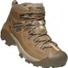 Keen Men's Targhee II Mid Waterproof Shoe - 9.5 - Safari / Timberwolf