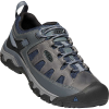Keen Men's Targhee Vent Shoe - 11 - Steel Grey / Majolica Blue