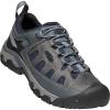 Keen Men's Targhee Vent Shoe - 8.5 - Steel Grey / Majolica Blue