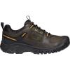 Keen Men's Targhee III Casual Shoe - 8.5 - Black Olive / Harvest Gold