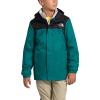 The North Face Boys' Resolve Reflective Jacket - Medium - Fanfare Green