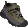Keen Kids' Targhee Low Waterproof Shoe - 13 - Bungee Cord / Dark Olive
