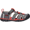 Keen Youth Seacamp II CNX Sandal - 5 - Magnet / Drizzle