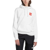 The North Face Women's Box Pullover Hoodie - Large - TNF White