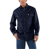 Carhartt Men's Oakman Work Shirt - 3XL Tall - Midnight
