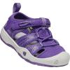 Keen Toddler Moxie Sandal - 5 - Royal Purple / Vapor