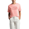 The North Face Women's Half Dome Tri-Blend SS Tee - Small - Impatiens Pink Heather