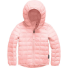 The North Face Toddlers' ThermoBall Eco Hoodie - 5T - Impatiens Pink