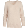 Woolrich Women's Maple Way Crew Top - Small - Oatmeal Heather