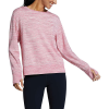 Eddie Bauer Motion Enliven LS Step Hem Sweatshirt - Small - Claret