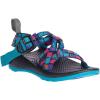 Chaco Kid's ZX/1 Ecotread Sandal - 5 - Break Teal