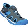 Keen Kids' Stingray Sandal - 8 - Magnet / Brilliant Blue