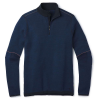 Smartwool Men's Intraknit Merino 250 Thermal 1/4 Zip - XL - Cobalt
