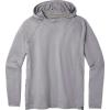 Smartwool Men's Merino Sport 150 Hoodie - Large - Light Grey Heather